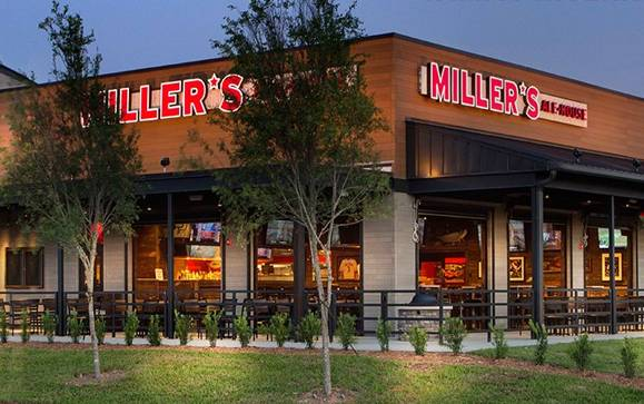 A photo of a Yaymaker Venue called Millers Ale House (Levittown) located in Levittown, NY