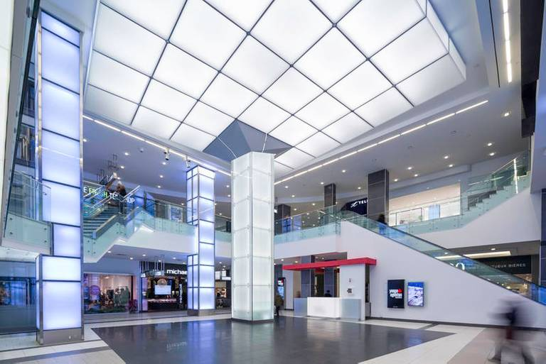 A photo of a Yaymaker Venue called Center Court - Yonge Eglinton Center located in Toronto, ON