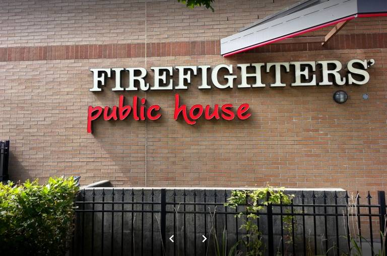 A photo of a Yaymaker Venue called Firefighters Public House located in Burnaby, BC