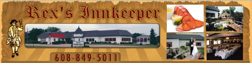 A photo of a Yaymaker Venue called Rex's Innkeeper located in Waunakee, WI
