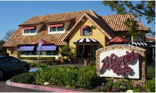 A photo of a Yaymaker Venue called Mimi's Cafe Mission Valley located in San Diego , CA