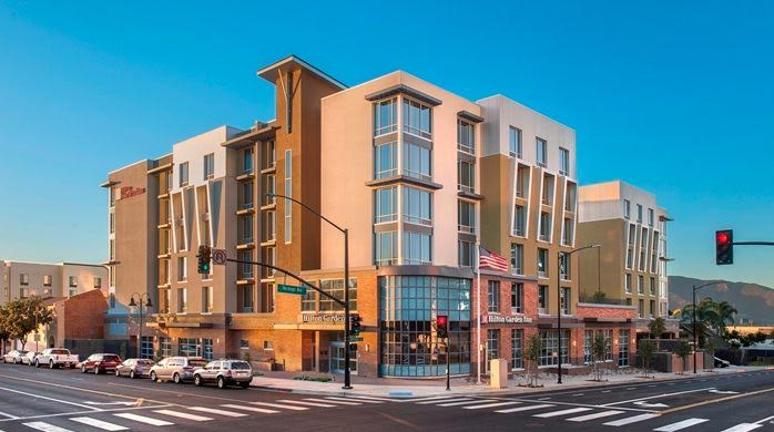 A photo of a Yaymaker Venue called Hilton Garden Inn Burbank located in Burbank, CA