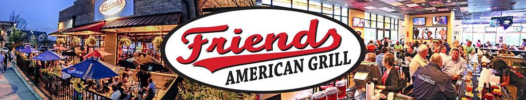 A photo of a Yaymaker Venue called Friends American Grill Dawsonville located in Dawsonville, GA