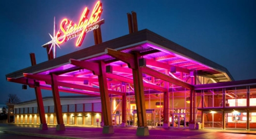 A photo of a Yaymaker Venue called The Match Eatery & Public House at Starlight Casino located in New Westminster, BC