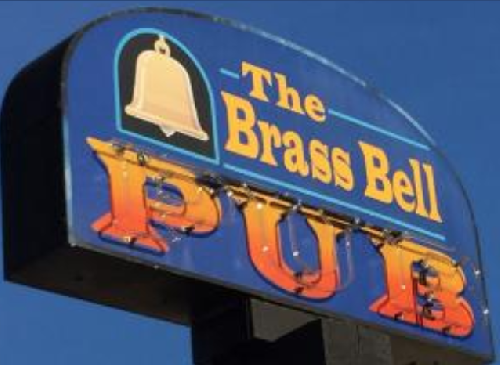 A photo of a Yaymaker Venue called The Brass Bell located in Crofton, BC