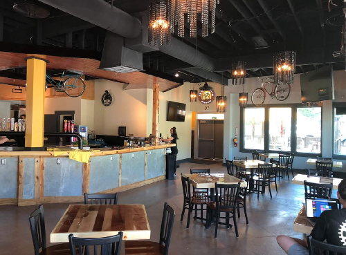 A photo of a Yaymaker Venue called HandleBar SLC located in Salt Lake City, UT