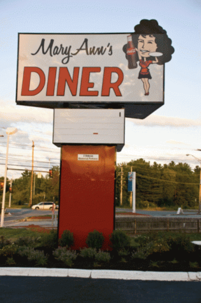 A photo of a Yaymaker Venue called MaryAnn's Diner located in Salem, NH