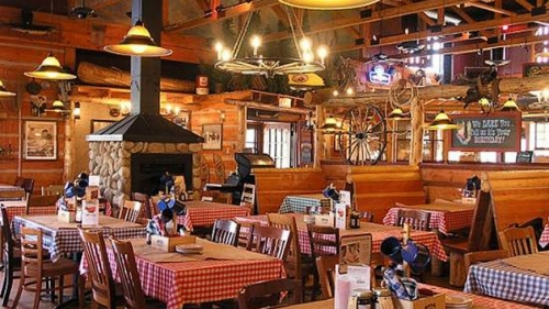 A photo of a Yaymaker Venue called Montana's Cookhouse - Milton located in Milton, ON