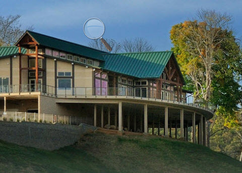 A photo of a Yaymaker Venue called Preston's at the River Course located in Radford, VA