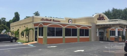 A photo of a Yaymaker Venue called Leo's Italian Grill located in Palm Harbor, FL
