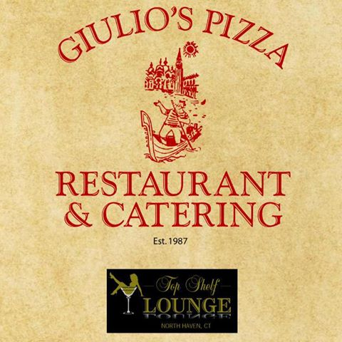 A photo of a Yaymaker Venue called Giulio's Pizza & Restaurant located in North Haven, CT