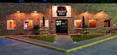 A photo of a Yaymaker Venue called Beer Belly Deli located in Murrells Inlet, SC