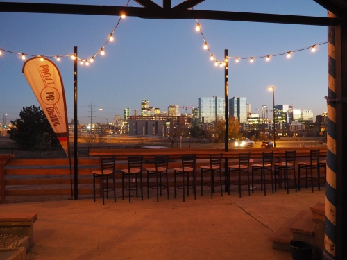 A photo of a Yaymaker Venue called Prost Brewing Company located in Denver, CO