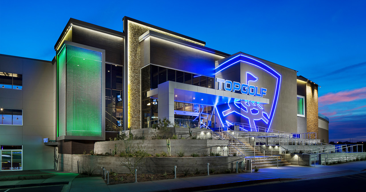 A photo of a Yaymaker Venue called Top Golf located in Miami Gardens, FL