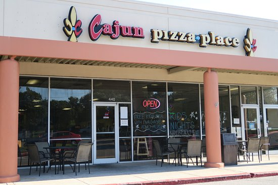 A photo of a Yaymaker Venue called The Cajun Pizza Place located in Austin, TX