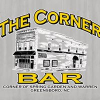 A photo of a Yaymaker Venue called Corner Bar located in Greensboro, NC