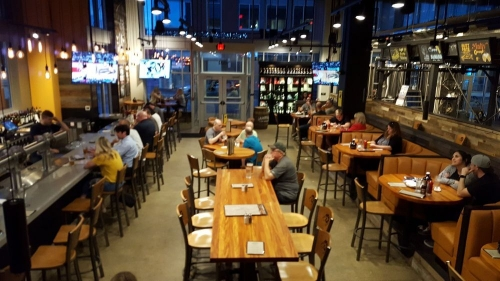 A photo of a Yaymaker Venue called Ram Brewery located in Dublin, OH