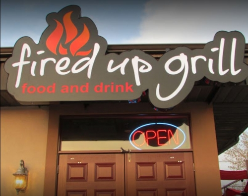 A photo of a Yaymaker Venue called Fired Up Grill Estevan located in Estevan, SK