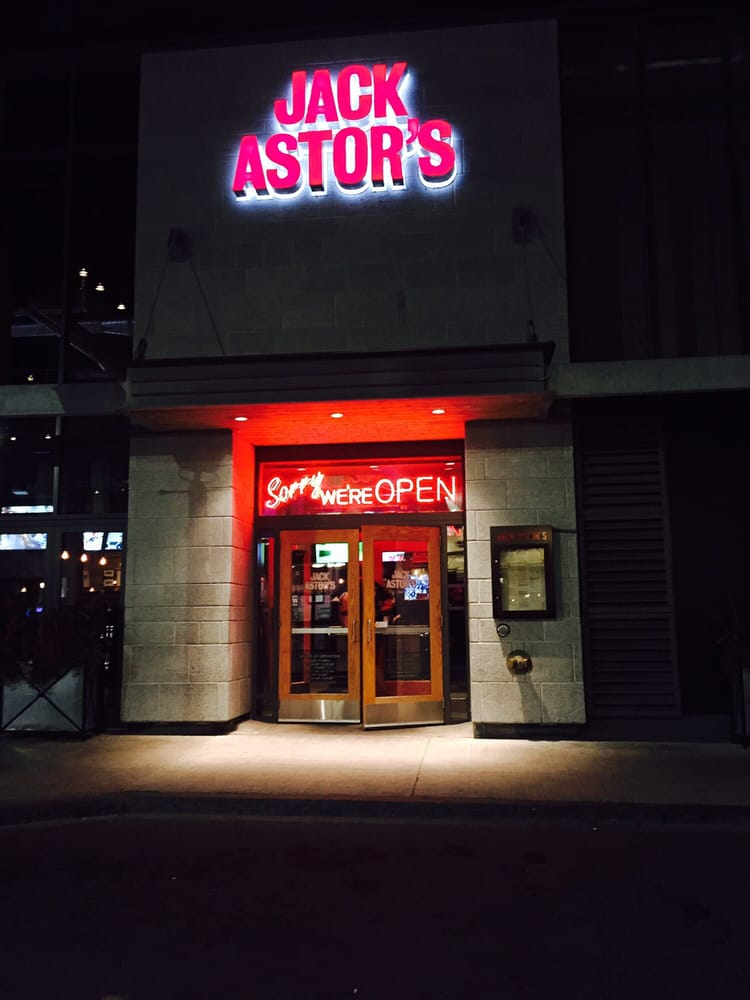 A photo of a Yaymaker Venue called Jack Astor's Bar & Grill (Lansdowne) located in Ottawa, ON