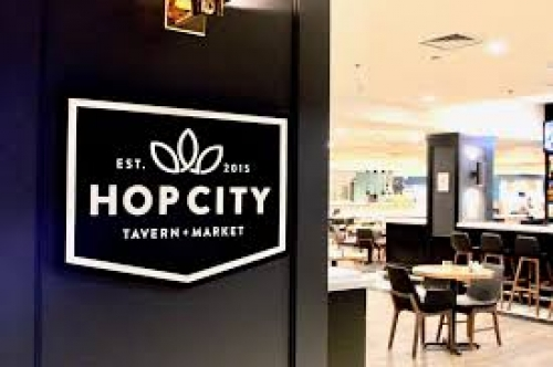 A photo of a Yaymaker Venue called HOPCITY TAVERN AND MARKET located in Portand, OR