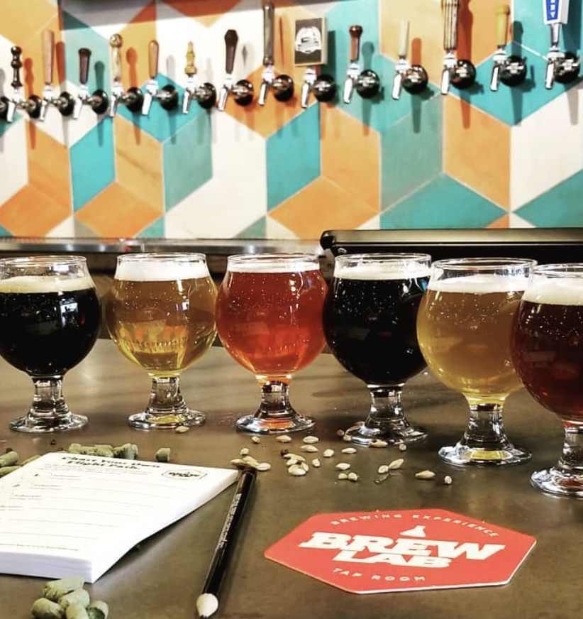A photo of a Yaymaker Venue called Brew Lab located in Overland Park, KS