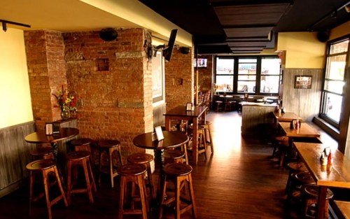 A photo of a Yaymaker Venue called The Half Pint (Greenwich Village) located in New York, NY