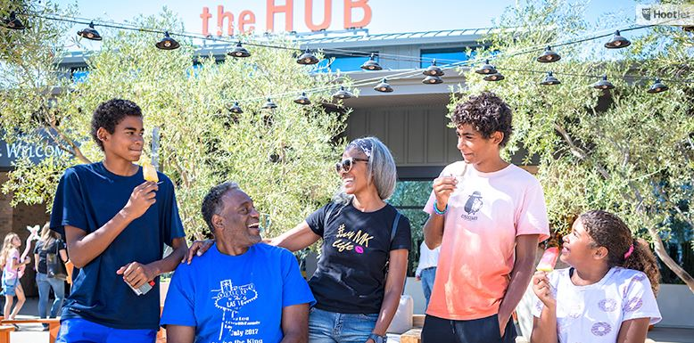 A photo of a Yaymaker Venue called The Hub at Tesoro Viejo located in Madera, CA