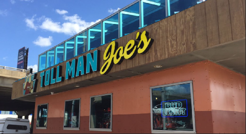 A photo of a Yaymaker Venue called Toll Man Joe's located in Philadelphia, PA