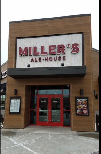 A photo of a Yaymaker Venue called Miller's Ale House (South Philadelphia) located in Philadelphia, PA
