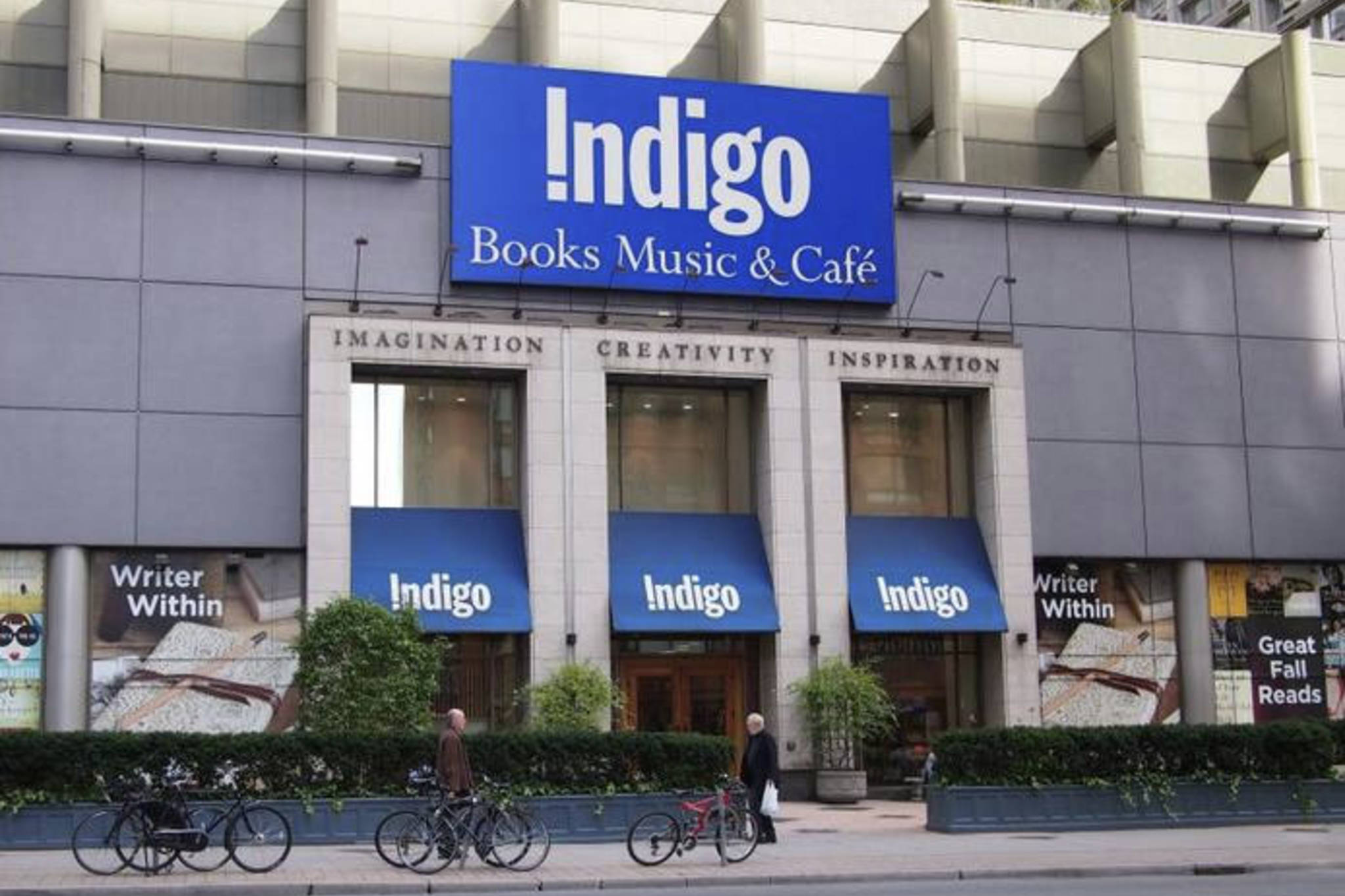 A photo of a Yaymaker Venue called Indigo - Bay & Bloor located in Toronto, ON