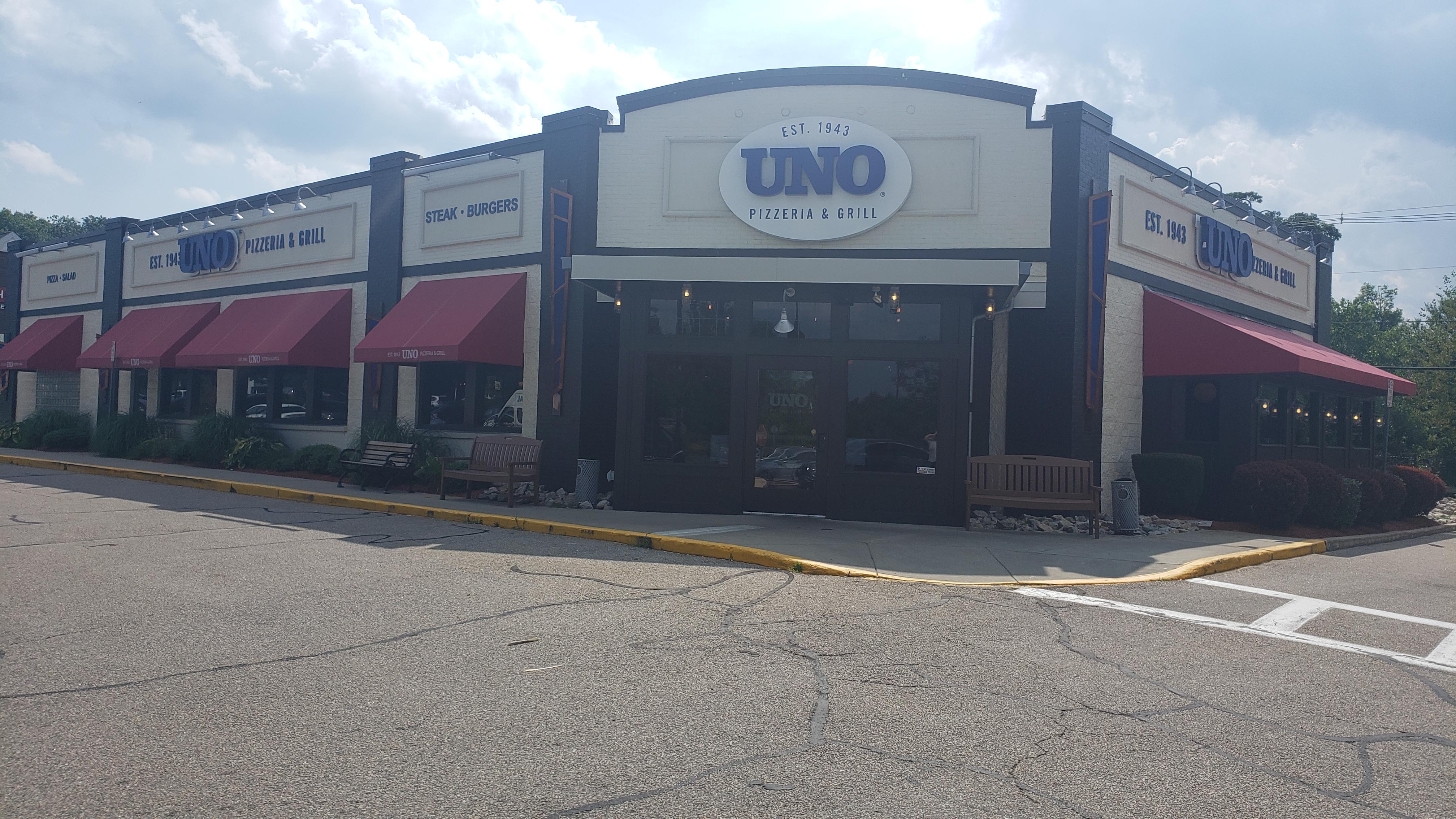A photo of a Yaymaker Venue called Uno Pizzeria and Grill Smithfield located in Smithfield, RI
