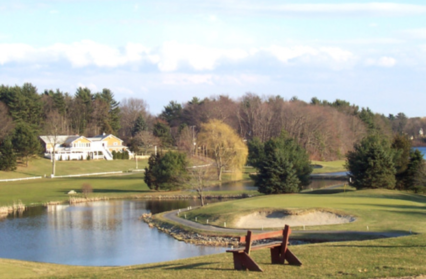 A photo of a Yaymaker Venue called Lakeville Country Club located in Lakeville , MA