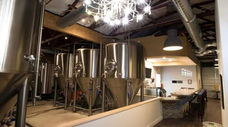 A photo of a Yaymaker Venue called King Cong Brewing Company located in Sacramento , CA