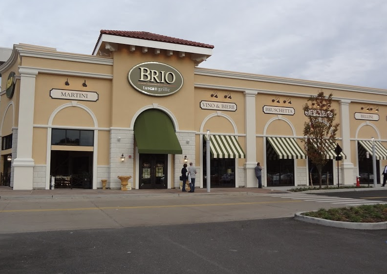 A photo of a Yaymaker Venue called Brio Tuscan Grille (Walt Whitman Mall) located in Huntington Station, NY