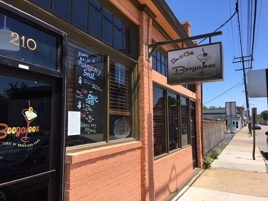 A photo of a Yaymaker Venue called Boogaloos Bar & Grill ( Brookland Park) located in Richmond, VA