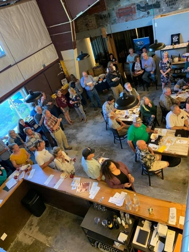 A photo of a Yaymaker Venue called Jester and Judge - Sublime Balance Taproom located in stevenson, WA