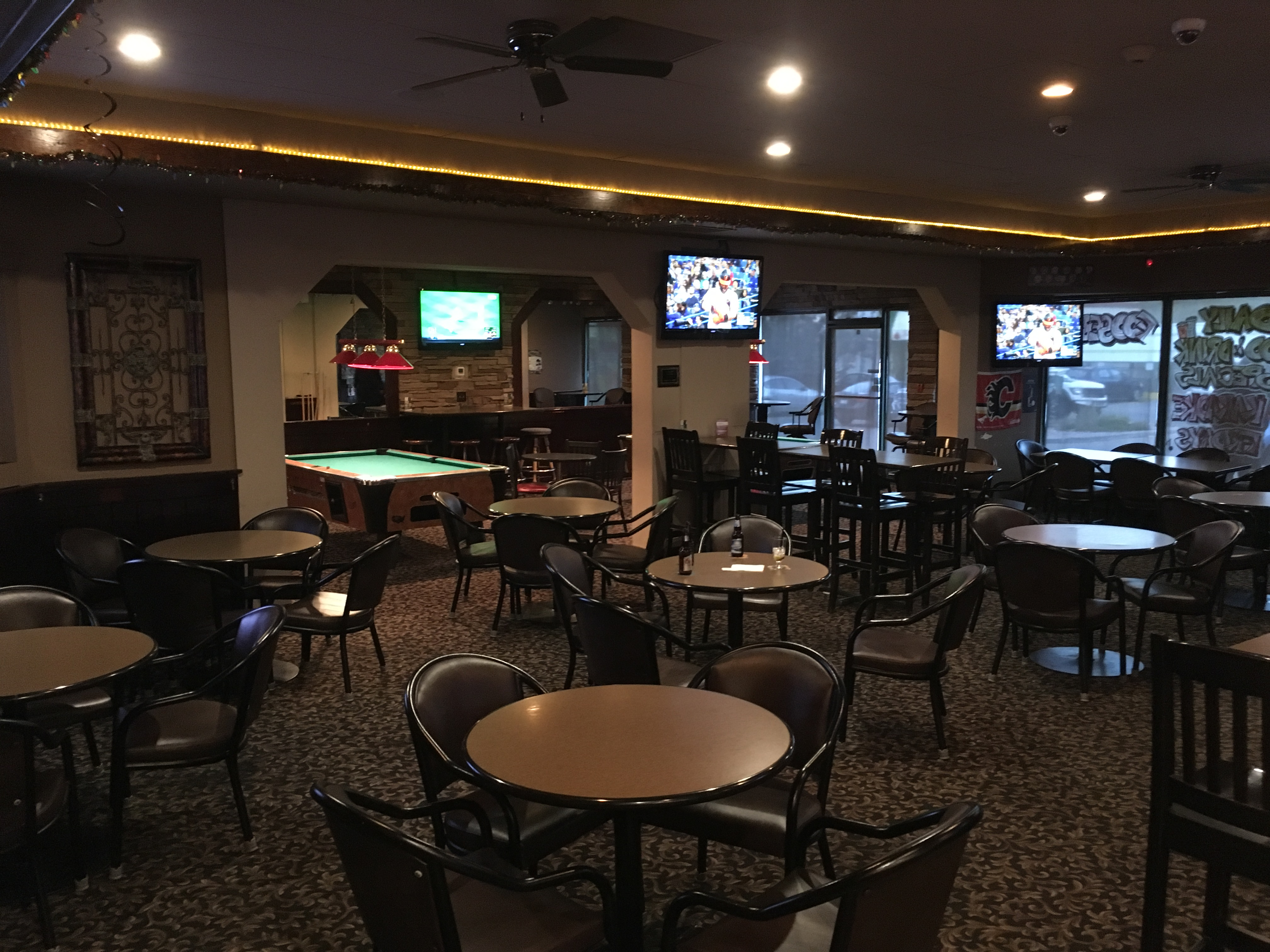 A photo of a Yaymaker Venue called Stonewall Pub located in Calgary, AB