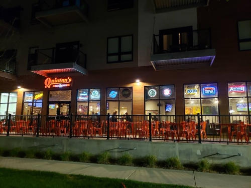 A photo of a Yaymaker Venue called Quinton's Bar & Deli located in Cedar Rapids, IA