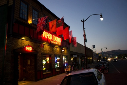 A photo of a Yaymaker Venue called Piper Down Pub located in Salt Lake City, UT