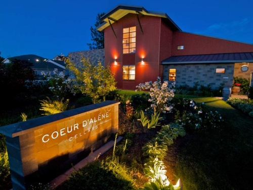 A photo of a Yaymaker Venue called Coeur d' Alene Cellars located in Coeur d' Alene, ID
