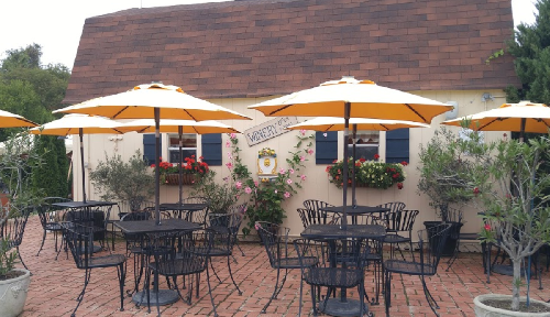 A photo of a Yaymaker Venue called Three Fox Vineyards located in Delaplane, VA