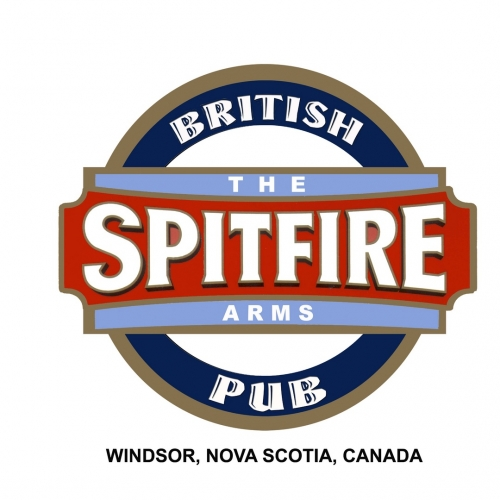 A photo of a Yaymaker Venue called Spitfire Arms Pub located in Windsor, NS