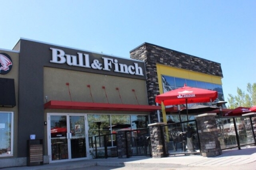 A photo of a Yaymaker Venue called Bull and Finch Southland located in Calgary, AB