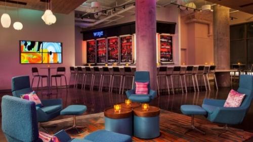 A photo of a Yaymaker Venue called Aloft Boston Seaport District located in Boston, MA