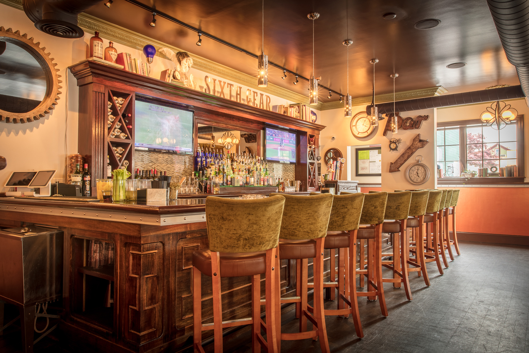A photo of a Yaymaker Venue called Sixth Gear - Cask & Kitchen located in South boston, MA
