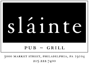 A photo of a Yaymaker Venue called Slainte located in Philadephia, PA
