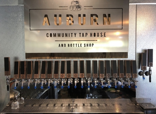 A photo of a Yaymaker Venue called Auburn Community Tap House located in Auburn , CA