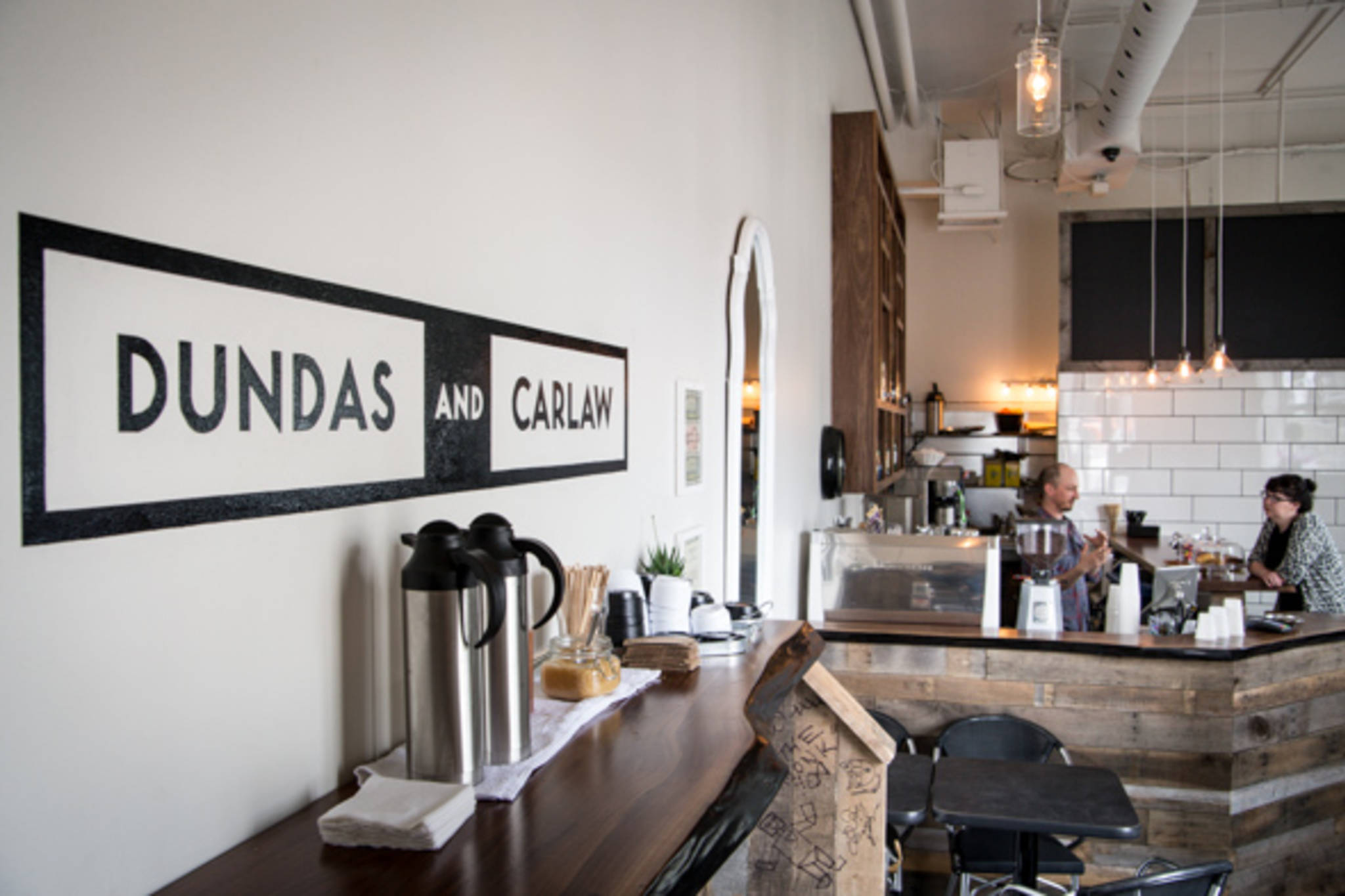 A photo of a Yaymaker Venue called Dundas & Carlaw - Leslieville located in Toronto , ON