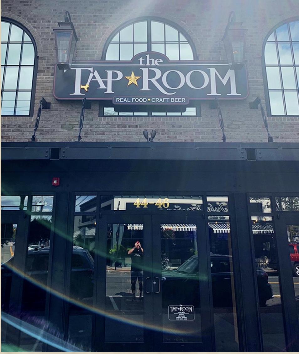 A photo of a Yaymaker Venue called Tap Room Bayshore #teamtavarone located in Bayshore, NY