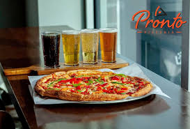 A photo of a Yaymaker Venue called Pizzeria Pronto located in Winnipeg, MB